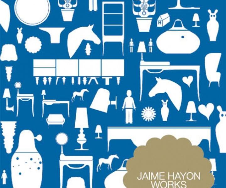 Hayón's monograph published by Gestalten