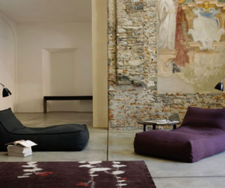 ZOE BABY and ZOE CHAISE-LONGUE by Lievore Altherr Molinafor verzelloni, Milan 2008 preview