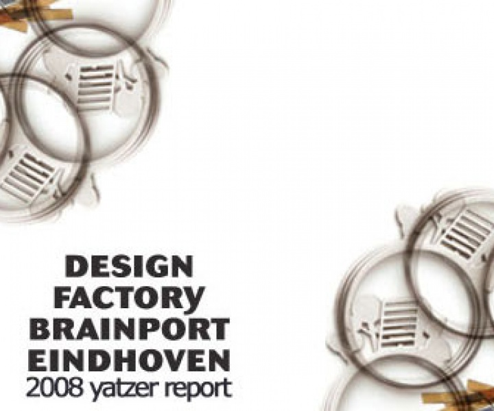 Design Factory Brainport Eindhoven in Milan