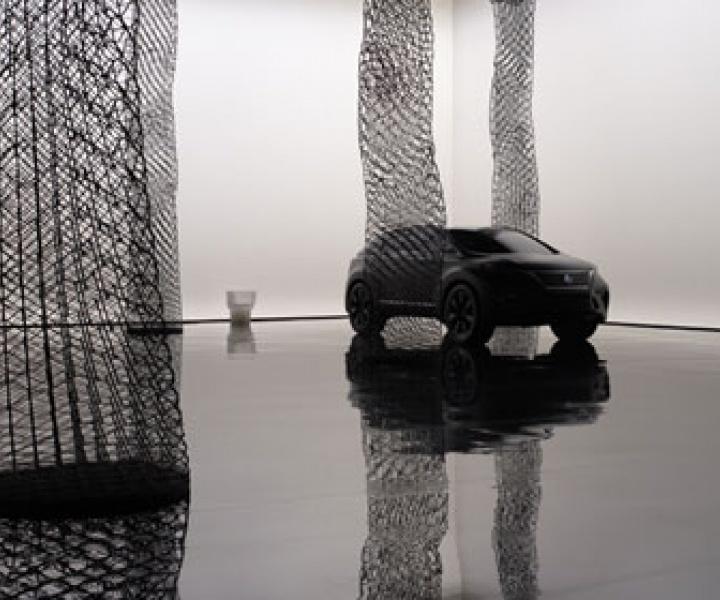 Lexus on the Milan design week