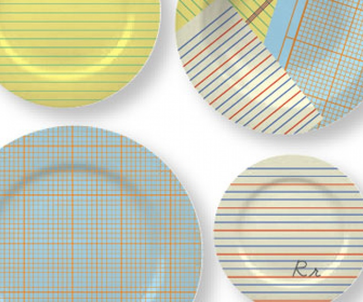 Paper Plates by Joshua Gajownik