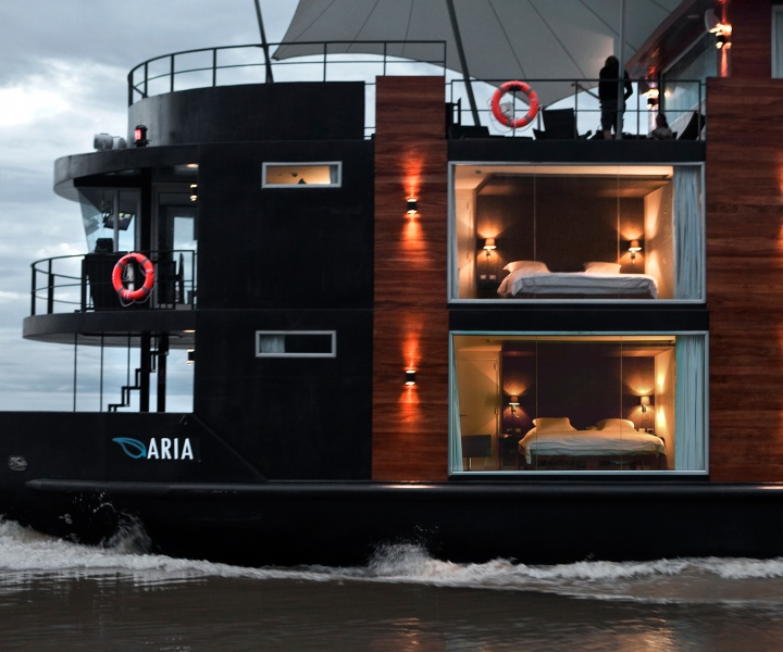 Explore The Amazon In A Luxurious Riverboat