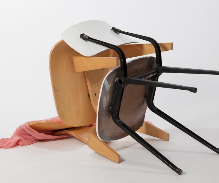 Furniture in Love: the 'Chair Affair' Project by Margriet Craens and Lucas Maassen