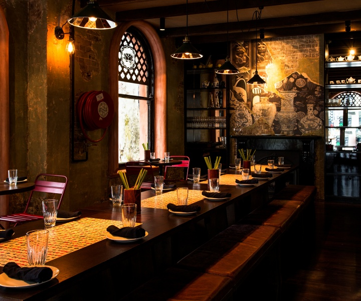 The CHOW Bar & Eating House In Sydney's Surry Hills