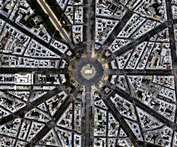 Daily Overview: Captivating Satellite Images of Earth