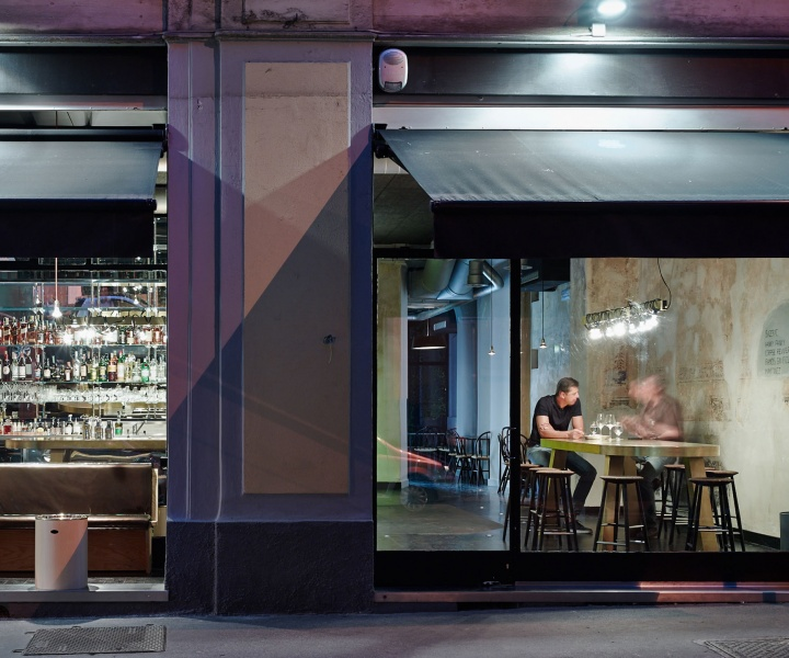 The DRY Principle: Cocktails, Pizza and Video Art at Milan's New Resto-Bar