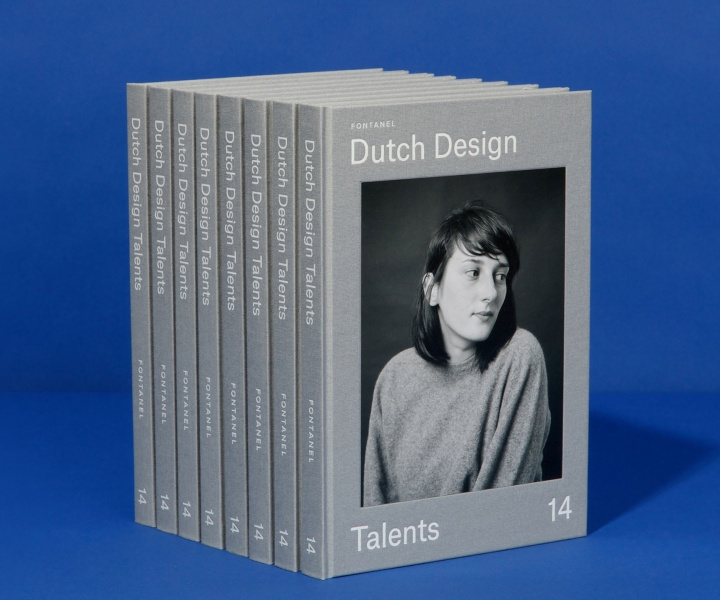 New Book Showcases the Best Dutch Design Talents of 2014