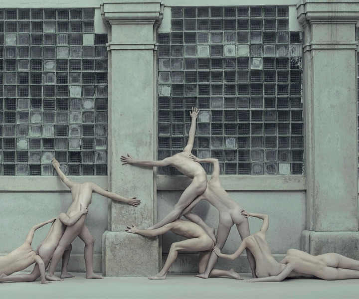 The Naked Truth: Compelling Art Photography by Evelyn Bencicova