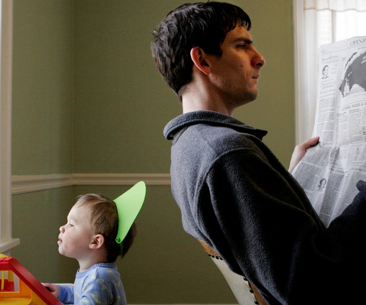 Father to Son: Documenting the Subtle Details of a Powerful Bond