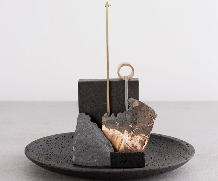 A Force of Nature: Studio Formafantasma Transforms Volcanic Rocks into Design Objects