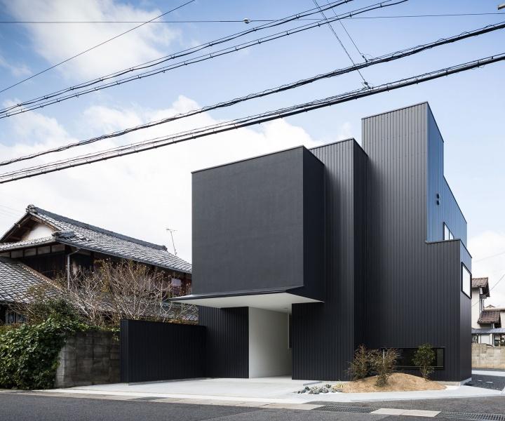 Framing House in Shiga, Japan by Kouichi Kimura Architects