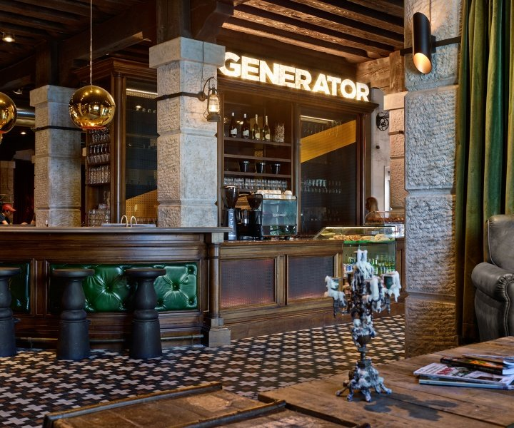 Generator Hostels' Contemporary Cool Hits Venice