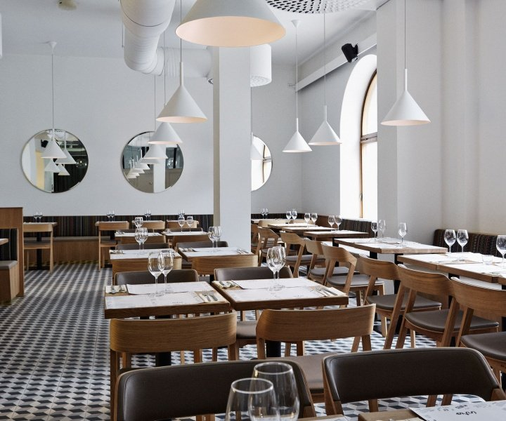 The Renewed INTRO Restaurant and Club in Kuopio, Finland