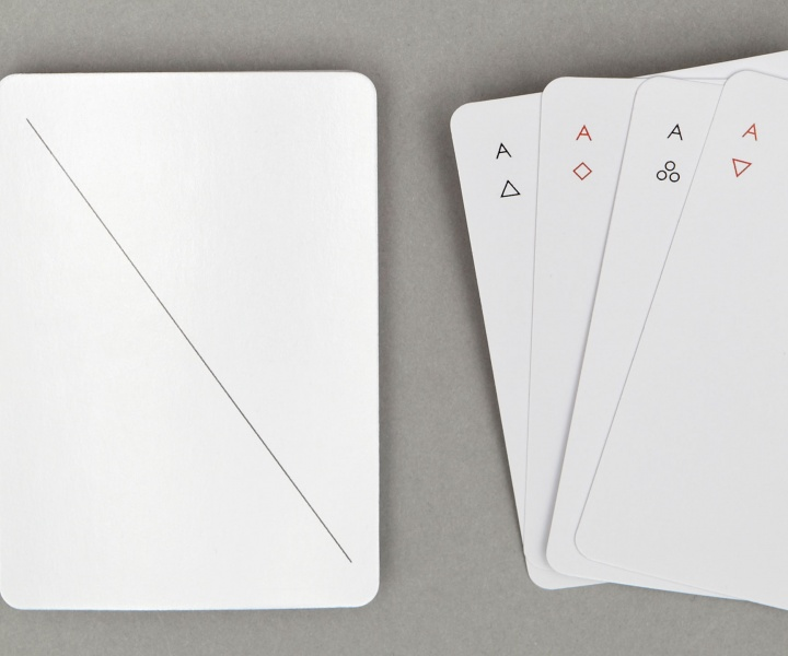 'Iota' Playing Cards By Joe Doucet: A True Example Of Brave Minimalism
