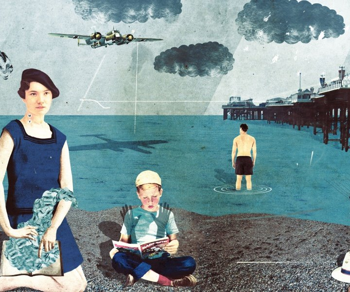 Digital Collages and Paintings by Laurindo Feliciano
