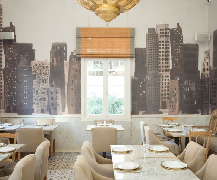 From Paris to Beirut, the LIZA Restaurant