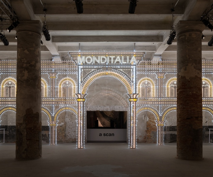 Illuminating Architecture: Swarovski Adds a Sparkle to the 14th Architecture Biennale in Venice
