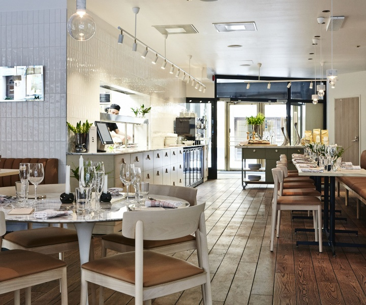 Michel Restaurant & Cocktail Bar in Helsinki by Joanna Laajisto