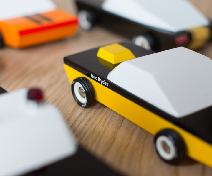MO-TO: Modern Vintage Toy Cars {From Throwback To Comeback}