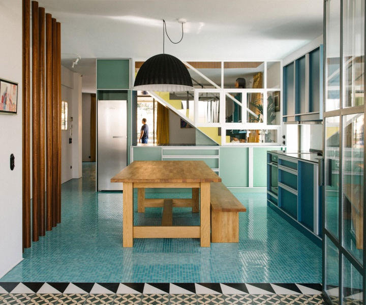 Nadja Apartment in Athens, Greece by Point Supreme Architects