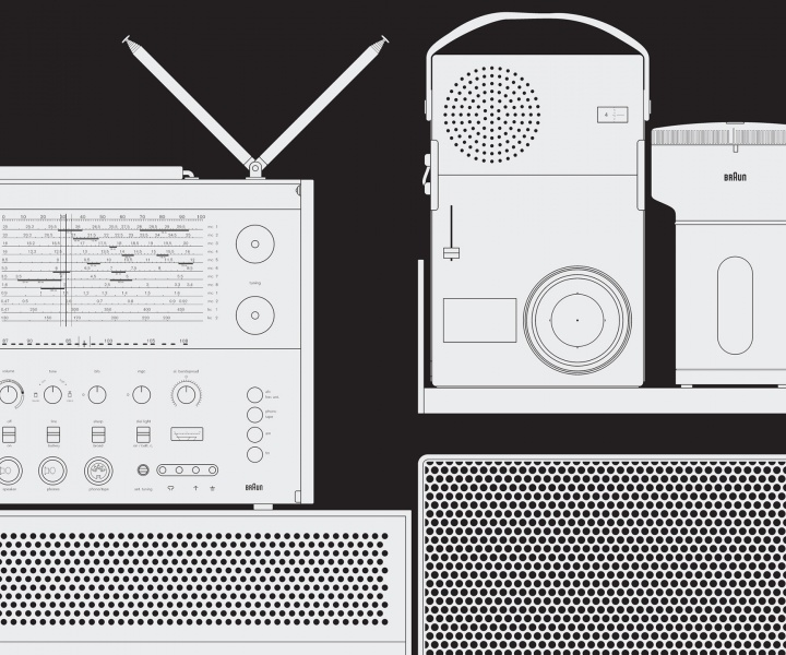 Systems Print Collection: A Two-dimensional Tribute To Dieter Rams' Designs
