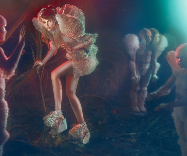 The Intricate (And Non-Wearable) Fashion of Nikoline Liv Andersen