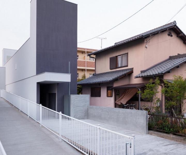 Promenade House By Kouichi Kimura Architects In Shiga, Japan