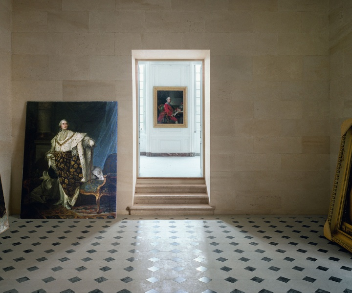 Robert Polidori Documents Over 20 Years Of Restorations At The Palace of Versailles