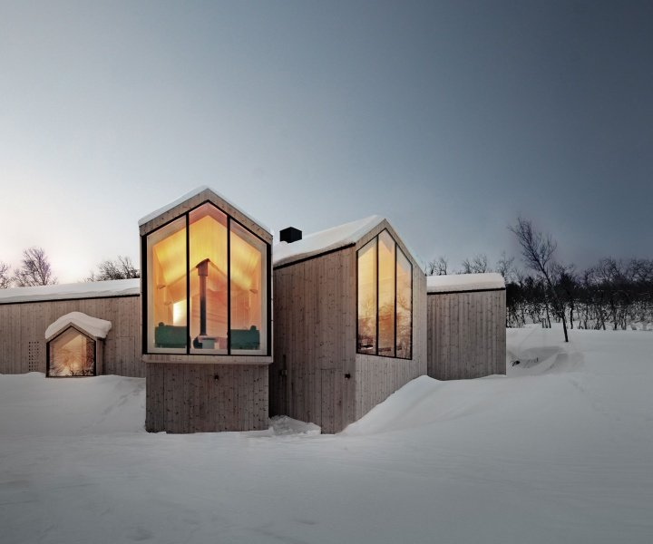 The Split View Mountain Lodge: A Contemporary Cabin That Embraces the Great Norwegian Outdoors