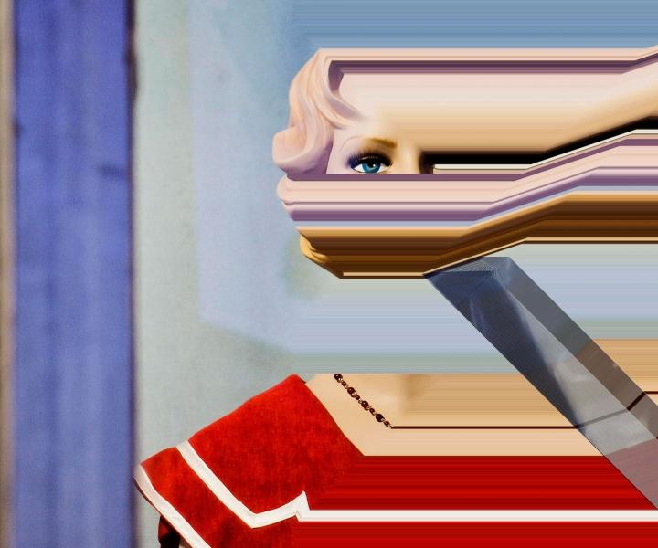 Compelling Photographic Glitch Art by Sabato Visconti