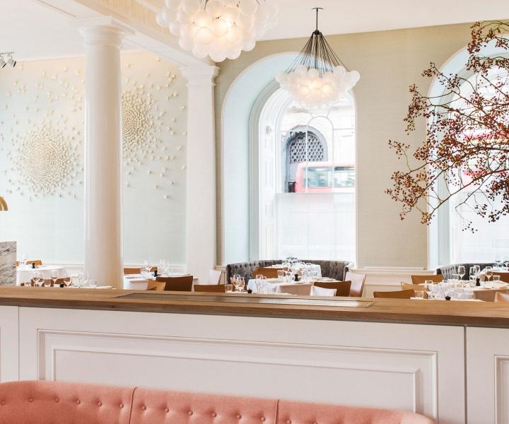 Spring Restaurant at Somerset House, London