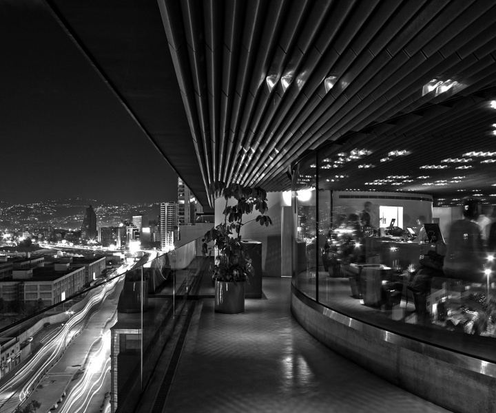 Stereokitchen Restaurant and Bar in Beirut by Paul Kaloustian