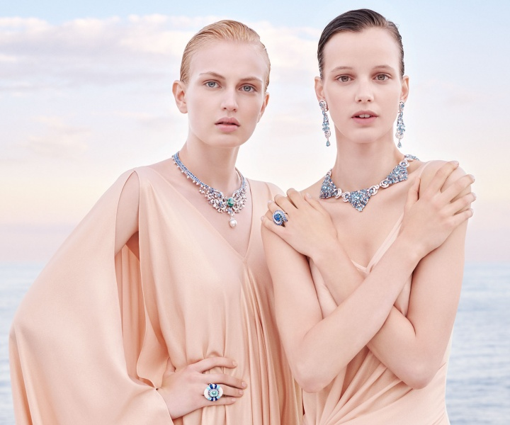A Journey Across the SEVEN SEAS with Van Cleef & Arpels