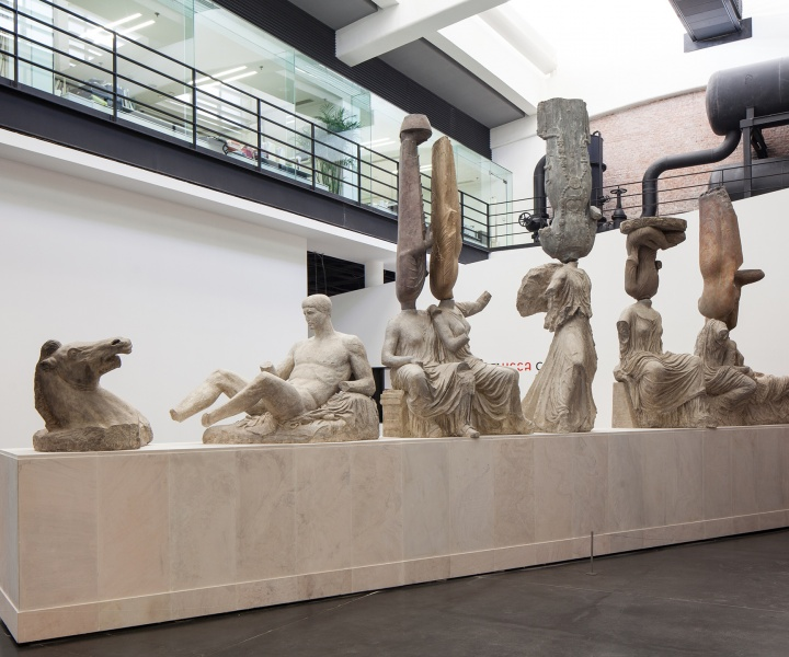 ''Xu Zhen: A MadeIn Company Production'' At UCCA In Beijing, China