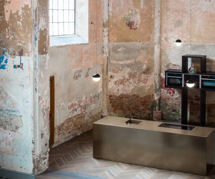 Holy Sacrilege! The Waterdog Project by Klaarchitectuur in Belgium's Limburg