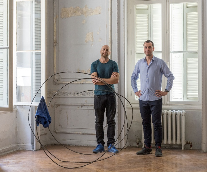 A Puppet Sun:Kostis Velonis Brings a Neoclassical Residence to Life With his Sculptural Work