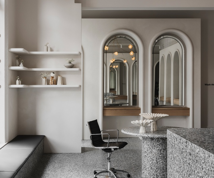 Pete Kennon Revamps Joey Scandizzo's Flagship Hair Salon as a Reflection of a Heightened Customer Experience