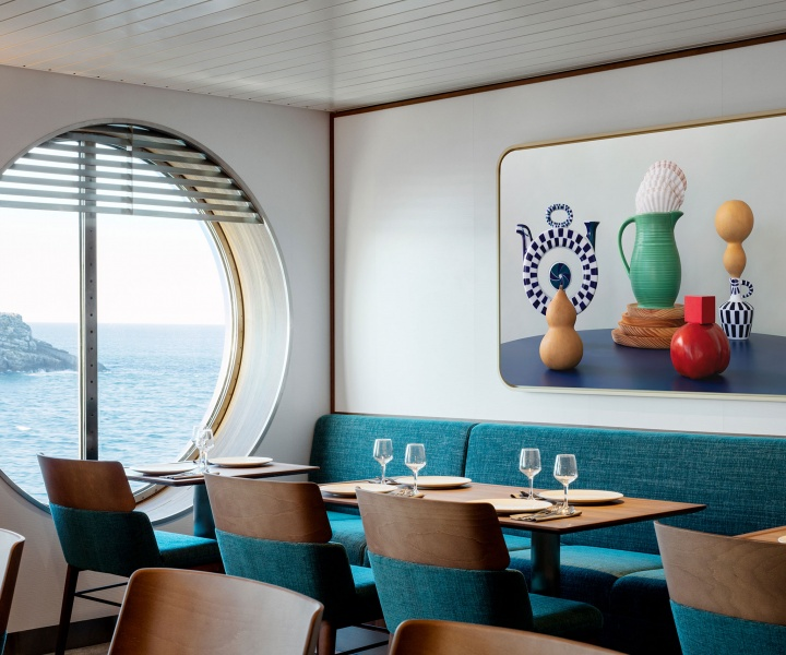 Galicia: Brittany Ferries' Art-Filled Ship Conjures the Culture of its Namesake Spanish Region