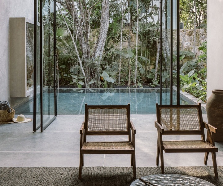Casa Aviv: A Minimalist House of Handcrafted Appeal in Tulum, Mexico