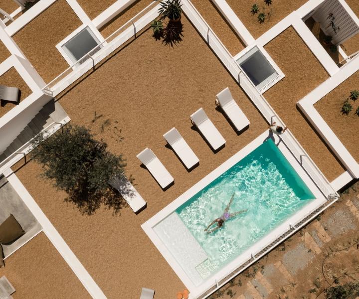 Casa Um Celebrates the Rural Lifestyle of the Algarve with Minimalist Restraint