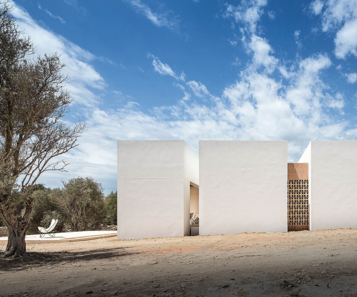 A Compact Retreat in Rural Formentera Reflects the Island's Humble Lifestyle
