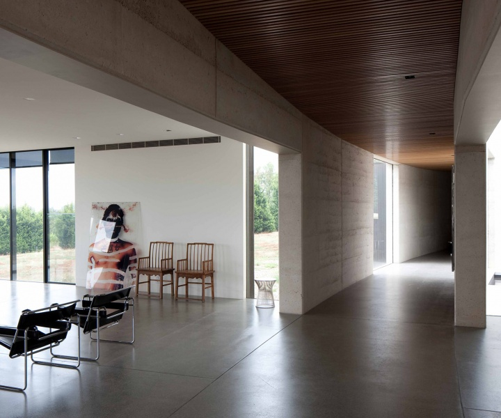 A House of Architectural Poetics in Coastal Victoria, Australia
