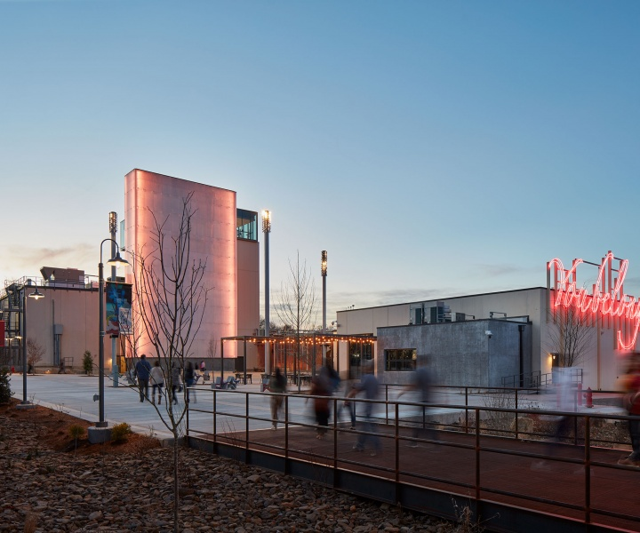 The Momentary: A Former Factory in Bentoville Gets a New Lease of Life as an Art-Filled Cultural Hub