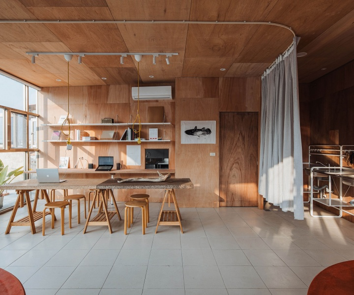 An Unassuming Multi-Use Space by Atelier Boter Reinvigorates a Sleepy Taiwanese Fishing Village