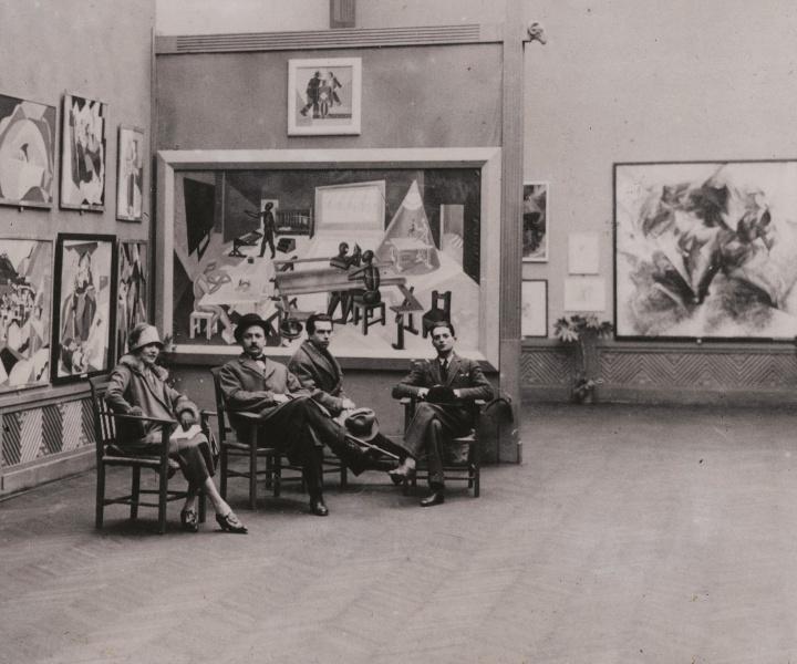 Immerse Yourself in Art, Life and Politics of Interwar Italy in Fondazione Prada's POST ZANG TUMB TUUUM