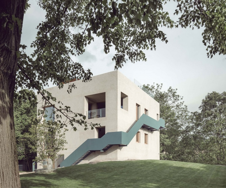 Sustainability & Sophistication Guide Archisbang's Renovation of a 1960s Building near Turin