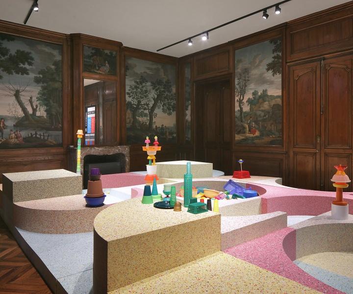Kleureyck at Design Museum Gent: A Kaleidoscopic Exhibition Connects Past & Present Through Colour