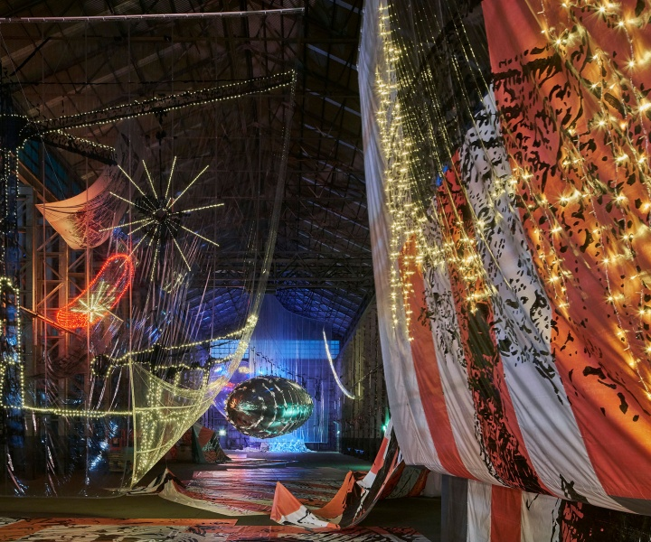 South Korean Artist Lee Bul Explores the Dystopic Ramifications of Modernity's Utopian Dreams in Saint Petersburg