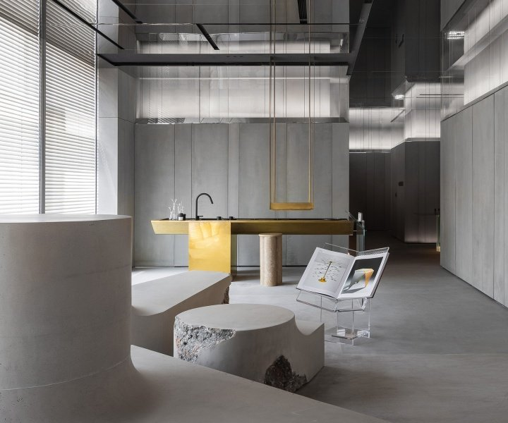 A Beauty Clinic in Shenzhen is Reimagined by DOMANI as a Sculpture Gallery