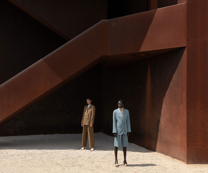 George Kroustallis Captures the Evocative Utopias at the Confluence of Fashion & Architecture